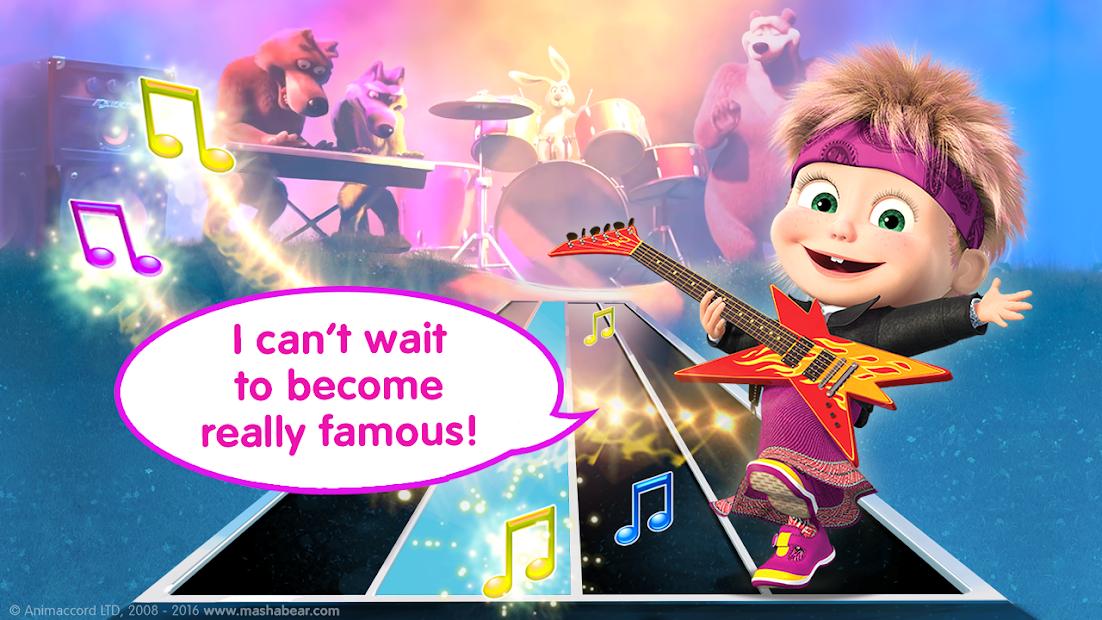 Masha and the Bear Child Games screenshot 6