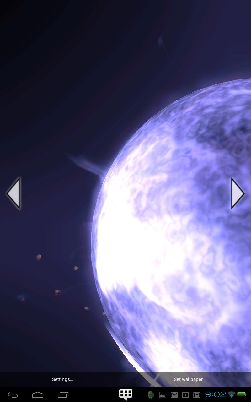 Скриншот Solar Power - Free