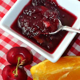 Cherry Marmalade.