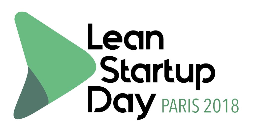 logo Lean Startup Day Paris 2018