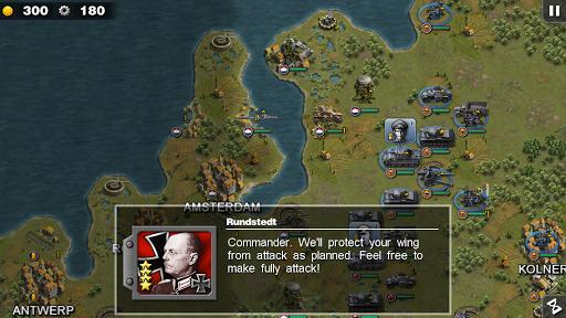 Glory of Generals 1.2.2 screenshots 7