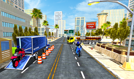 Airplane Car Transport Simulator Drive 1.0 screenshots 18