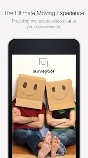 SurveyBot - náhled