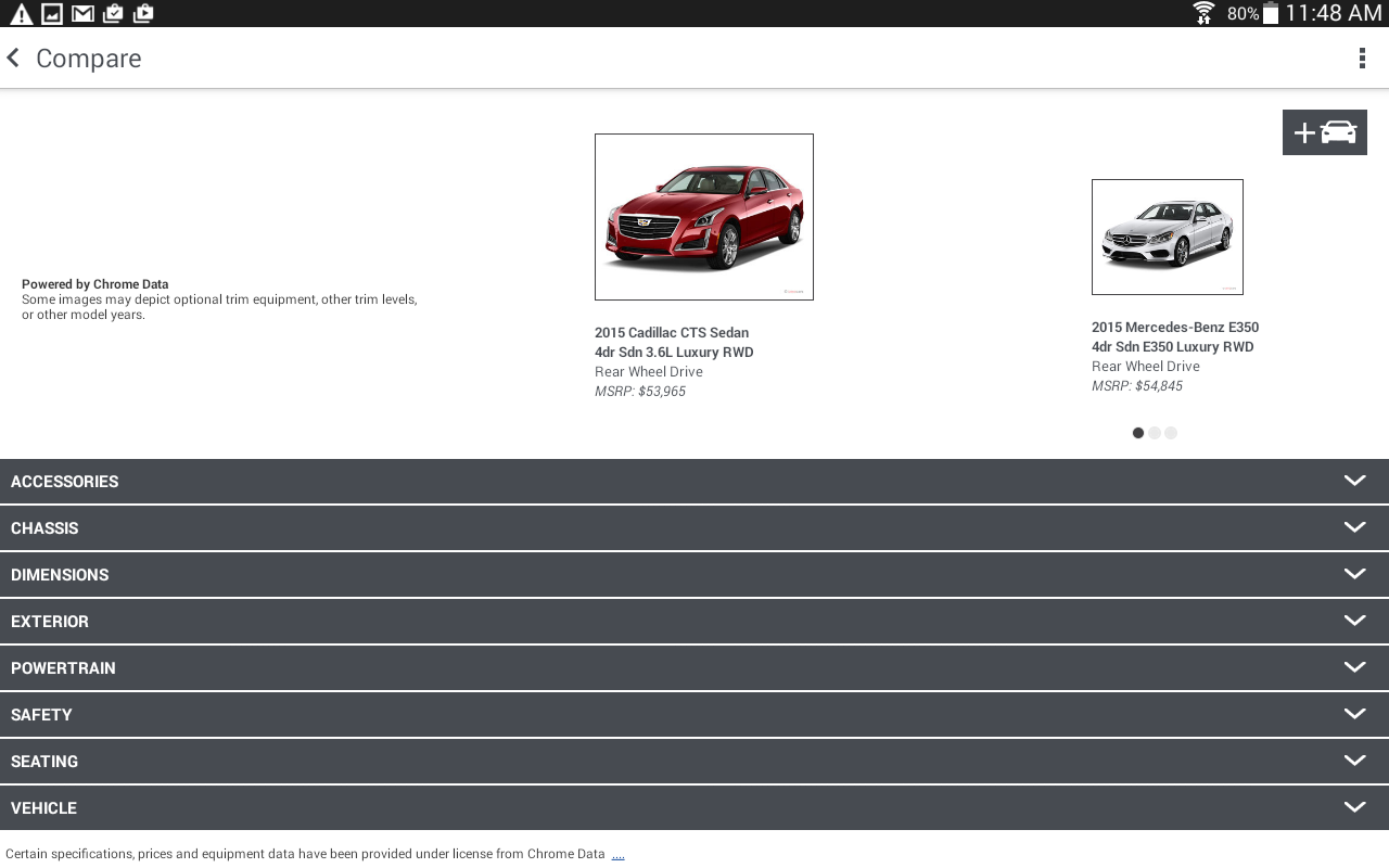 GM Dealer SalesAssistant- screenshot