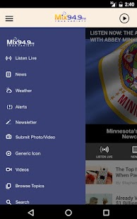 MIX 94.9 - Today's Best Mix - St. Cloud (KMXK)- screenshot thumbnail