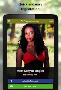 love dating site in kenya