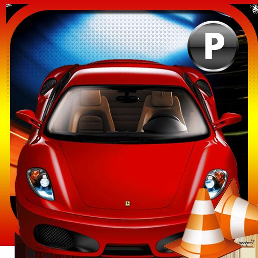 汽车3D停车场