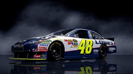 NASCAR Car Wallpapers - náhled