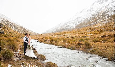 Wedding photographer Dunedin (JustineWeatheral). Photo of 19.07.2018