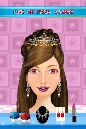 Hair Style Salon-Girls Games 1.17 screenshots 5