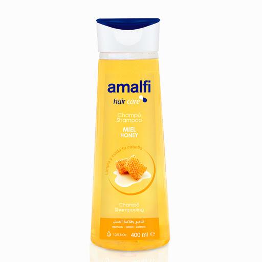 champú amalfi miel 400 ml