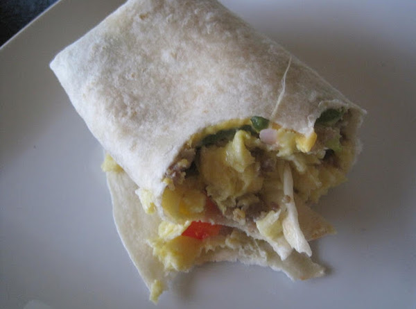 Breakfast Fajitas Recipe