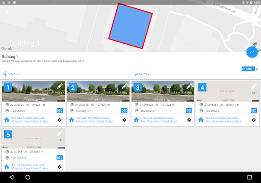 Measure Map Lite 4.0.0 screenshots 11