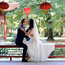 Wedding photographer Darek Majewski (majew). Photo of 06.11.2017