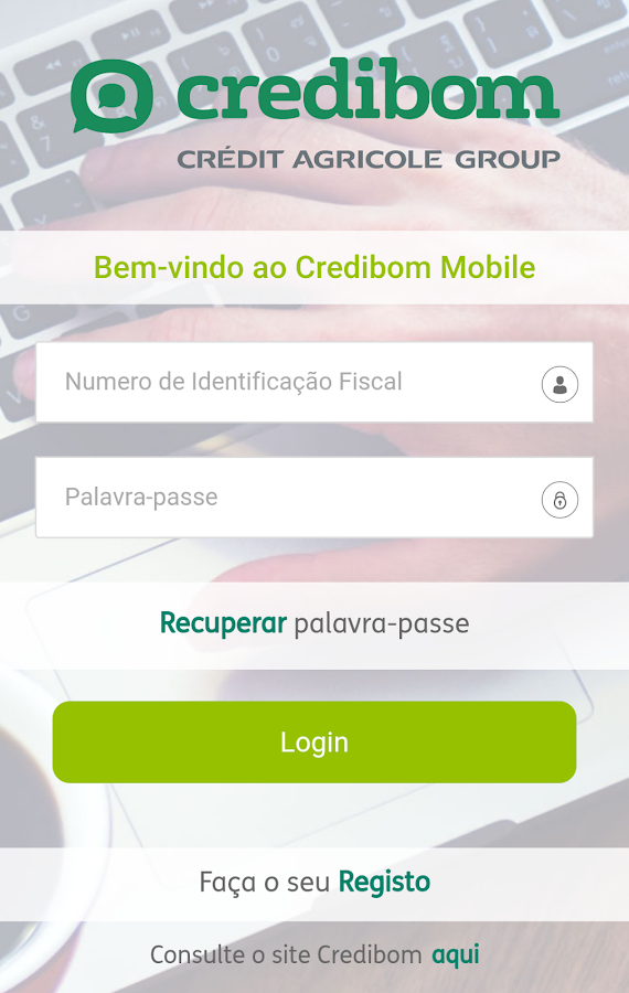 myCredibom- screenshot