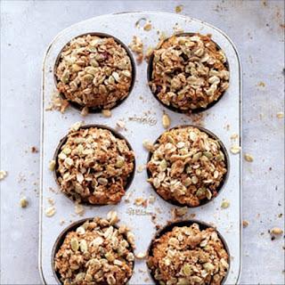 Double-pumpkin Streusel Muffins