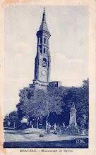 Photo: 82 - Meauzac Carte  Postée le 03/081/938