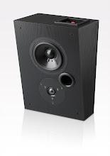 Photo: Krix Dynamix on-wall speaker