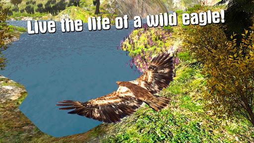 Eagle Survival Simulator 3D