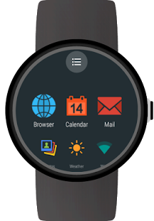 Launcher for Wear OS (Android Wear) Screenshot