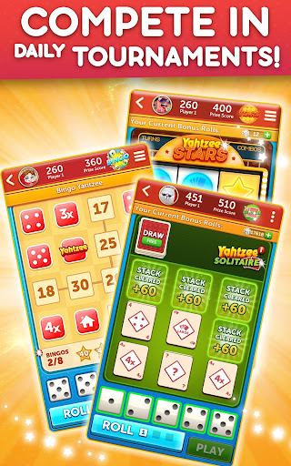 YAHTZEEu00ae With Buddies Dice Game 7.1.0 screenshots 11