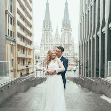Wedding photographer Natashka Prudkaya (ribkinphoto). Photo of 13.04.2018
