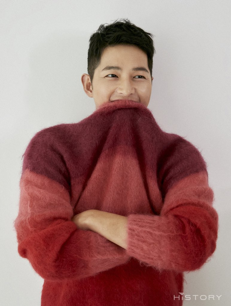 song joong ki interview 8