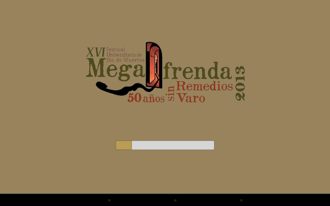 Megaofrenda DGTIC- screenshot