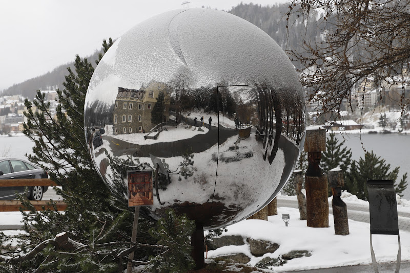 Lo specchio  Dell'Inverno di V:V