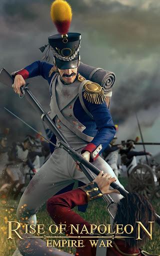 Rise of Napoleon: Empire War  captures d'écran 1