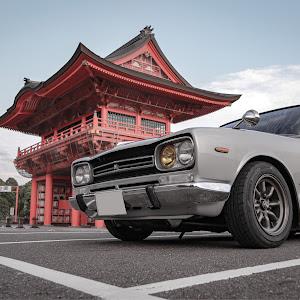 スカイライン  昭和46年 GTのカスタム事例画像 たけちさんの2020年06月28日22:57の投稿