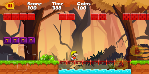 Jungle World of dario Adventure android2mod screenshots 7