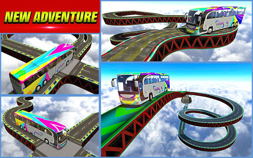 Heavy Mountain Bus simulator 2018 1.5 screenshots 1