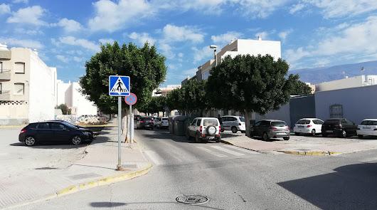 Punto de la calle Mira Maeso que se someterá a un proceso de reurbanización y reordenación.