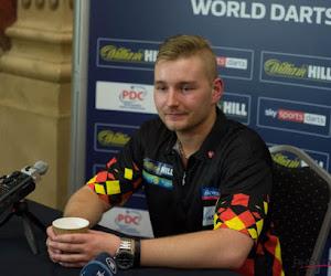WK Darts: Dimitri Van den Bergh net zoals Kim Huybrechts op zoek naar een plaats bij de laatste 16