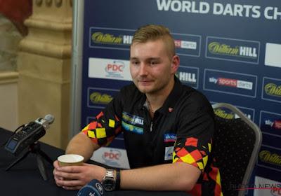 Players Championship 26 zit er snel op voor Dimitri Van den Bergh, andere Belg haalt zestiende finales