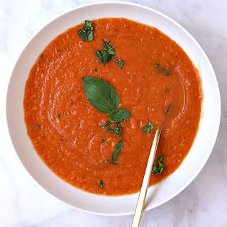 Homemade Fresh Tomato Soup Recipes.