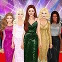 Red Carpet Dress Up Girls Game icon