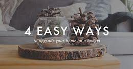 Four Easy Ways - Facebook Event Cover item