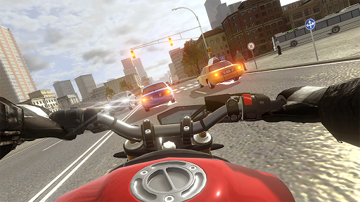 Real Bike 3D Parking Adventure: Bike Driving Games  screenshots 2