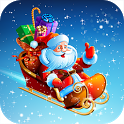 Santa Draw Ride - Christmas Adventure icon