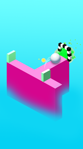 Color Tenkyu Ball - 3D Rolling Ball 0.1 screenshots 3