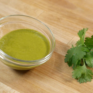 Cilantro Dressing Recipe