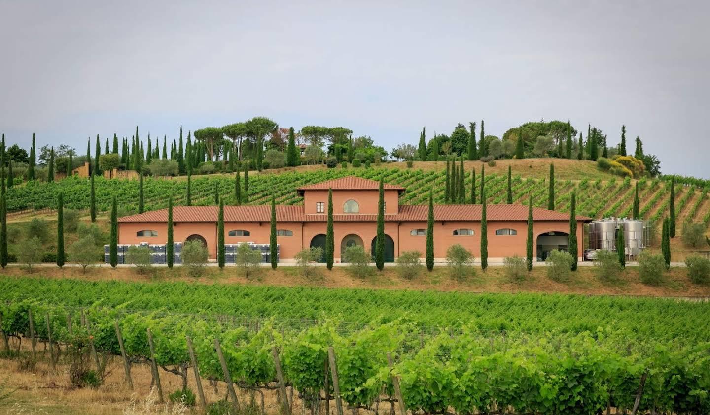 Villa avec jardin et terrasse Montepulciano