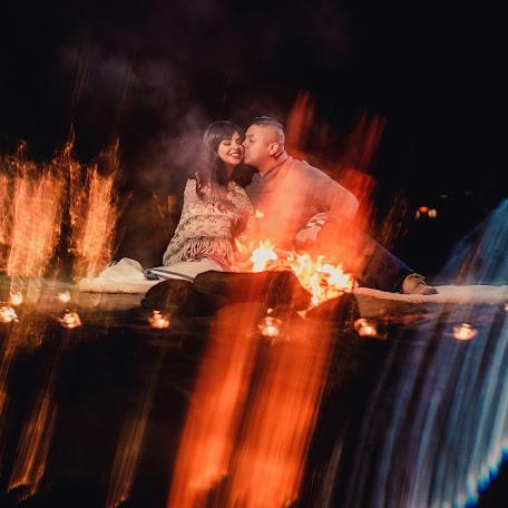 Fotógrafo de bodas Oscar Sanchez (oscarfotografia). Foto del 14.02.2018