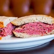 Corned Beef on Rye (Full Sandwich)