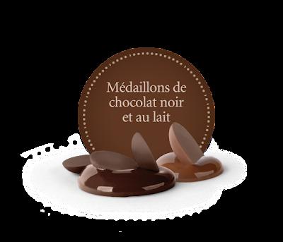 Chocolat Médaillons