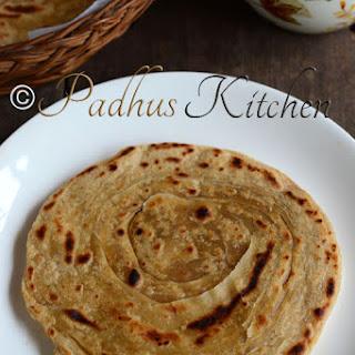 Lacha Paratha-How to make Lachha Paratha