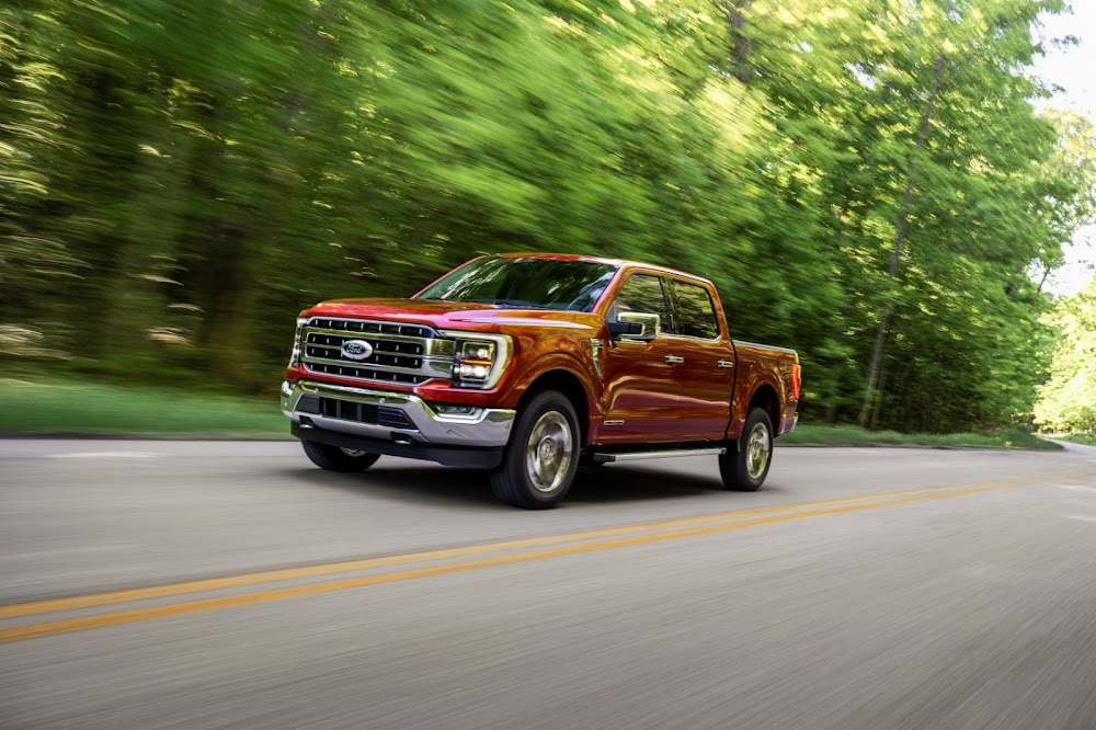 US sales of new Ford F-150 to start in November - TimesLIVE