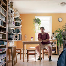 Photo: title: Chris Thebodo, Orwell, Vermont date: 2011 relationship: friends, met through Michael Lee years known: 0-5